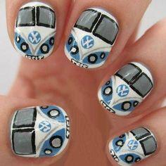 VW Nails! #ValleyMotors