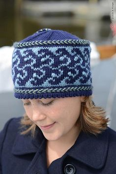 hat kids ravelry Vinland pattern by Elizabeth McCarten Knitting Patterns, Crochet Patterns, Hat Patterns, Yarn Stash, Fair Isle Knitting, Arts And Crafts Movement, Knitting Accessories, Fair Isles, Baby Sweaters