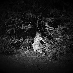 """Hide, Deborah Parkin, Silver Gelatin Photography, 16"""" x 16"""""""
