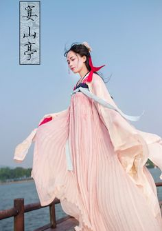 rainbow in your eyes — changan-moon: Traditional Chinese hanfu | Tang...