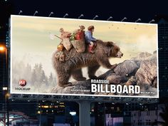 This is a cllection of the best free billboard mockup psd for the presentation of branding and advertising design in a realistic way. Brand Identity Design, Branding Design, Billboard Mockup, Advertising Design, Free Design, Vectors, Vector Free, Cloud, Presentation
