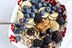 simple, healthy breakfast