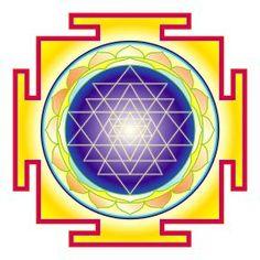 Shri Yantra - Highest geometric frequency for healing Sri Yantra, Deer Stencil, Indian Eyes, Wealth Affirmations, Divine Mother, Spiritual Inspiration, Klimt, Sacred Geometry, Magick