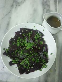 Salade de betterave