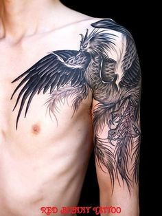 10 Best Phoenix Tattoo Designs & Meanings