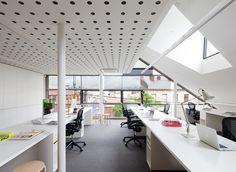 office interior design of Moor Street Studio
