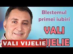 VALI VIJELIE - BLESTEMUL PRIMEI IUBIRI 2014 - YouTube Album, Youtube, Youtubers, Youtube Movies, Card Book