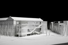 Centro Nacional de Artes Visuales. Edificio Tabacalera