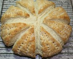 Traditional bannock recipe (this one is as close to Anna's as I can find so far) by Simpledelights.net