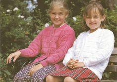Instant Download - PDF- Lovely Round Neck DK Cardigan Knitting Pattern (C28) by CharliegirlCrafts4U on Etsy Vintage Knitting, Baby Knitting, Knitting Patterns Free, Free Pattern, Pdf, Etsy, Beautiful, Style, Fashion