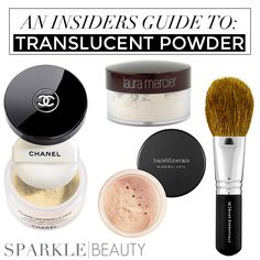 an insiders guide to translucent powder