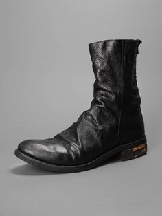 Darkside w/ A Diciannoveventitre dead end zip boots