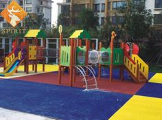 China Giant Supplier outdoor playground with foam pit, View outdoor playground, SPIRIT-PLAY Product Details from Yongjia Spirit Toys Factory on Alibaba.com