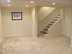 1000 images about basement finishing ideas on pinterest for Full finished basement
