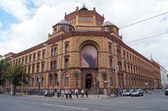 Berlin Juli 2012: Postfuhramt | by maddyswelt