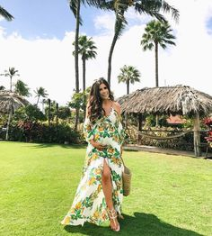 """11.3k Likes, 100 Comments - THE SWEETEST THING / Emily (@emilyanngemma) on Instagram: """"This dress sold out completely in one day while in Maui- so I thought I'd give you all a heads up…"""""""
