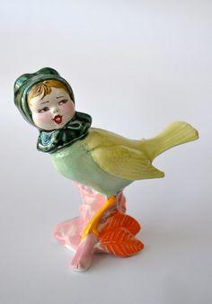 Singing Bird Sculpture