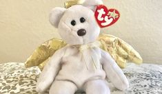 Are beanie babies worth money? Beanie Babies are no ordinary stuffed animals. Quite the sensation back in the Beanie Babies still causes frenzy among Beanie Babies Value List, Beanie Babies Worth Money, Valuable Beanie Babies, Rare Beanie Babies, Beanie Baby Bears, Ty Beanie Boos, Beanie Baby Prices, Most Expensive Beanie Babies, Vintage Dolls