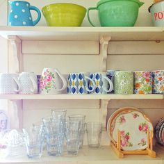 In the kitchen by Nest Pretty Things, via Flickr