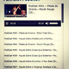 Não é mentira, dia 1 de abril faz quatro anos que o primeiro podcast diário de bordo foi ao ar. Aproveite que agora temos uma playlist e relembre os programas antigos!  Acesse: www.diariodebordo.net.br