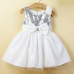 Which White Baby Girl Dress