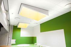Daklichten met afwijkende kleur binnenafwerking Wall Lights, Lighting, Home Decor, Appliques, Decoration Home, Room Decor, Lights, Home Interior Design, Lightning