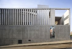 Gallery of Cultural Centre and Music School / Alberich-Rodríguez Arquitectos - 16