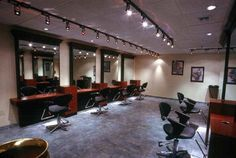 Christine Valmy Salon-Salon Design Idea
