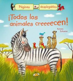 / All The Animals Are Growing Up! Up Book, Mundo Animal, Zebras, Habitats, Growing Up, Ocean, Books, Groot, Products