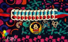 Pulsera Mafalda Personalizada <3