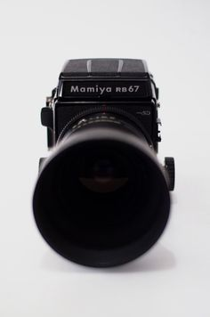 Mamiya RB67 Pro SD ---- my latest acquisition to my medium format collection. I've wanted a Mamiya practically forever.