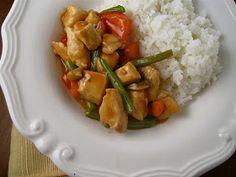 Stephanie Cooks: Chicken Sriracha Stir Fry