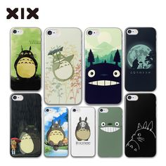 대한 coque iphone 5 s case 4 4 초 5 5c 6 6 초 플러스 귀여운 토토로 하드 pc 커버 2016 새로운 도착 fundas iphone 6 s case