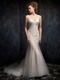 a95d0b08750 Kenneth Winston Bridal 1727 Kenneth Winston Bridal Seng Couture Mermaid  Gown