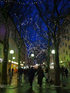 Poppytalk: My Munich Neighborhood Christmas Market