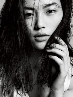 "Liu Wen. First chinese model to walk the Victoria's Secret Fashion Show. In 2012, The New York Times named her ""China's first bona fide supermodel"". In 2013, she became the first Asian model to ever make Forbes magazine's annual highest-paid models list."