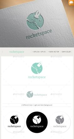 Rocket Space — Vector EPS #space #vector • Available here → https://graphicriver.net/item/rocket-space/11377846?ref=pxcr