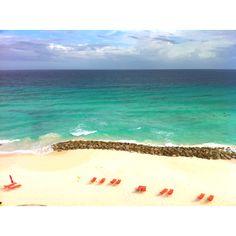 Dover beach, Barbados