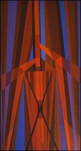 Edmund Lewandowski: Precisionism and Beyond | Artwork 9