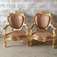 Antique Victorian 19th Century Chair Fauteuil Bergere