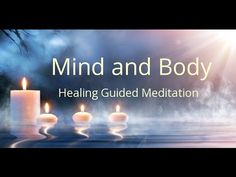 Body and Mind | Guided Meditation | Healing | Spoken Word | Isochronic Tones - CALM Space© Healing