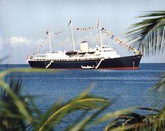 Royal Yacht Britannia - A Top Tourist Attraction in Edinburgh