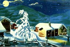 Julekort Jørgen Thorsrud Christmas Postcards, Norway, Fair Grounds, Abs, Travel, Crunches, Viajes, Abdominal Muscles, Destinations