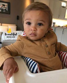 Emilian Bailey - 9 Months • Virgin Islander/St. Thomaian, Norwegian & Croatian