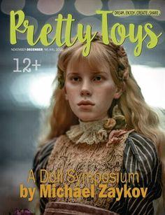 "English  Pretty Toys magazine: English ""Pretty Toys"" #6 (44), 2017"
