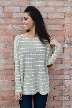 Single File Sweater from Shop Southern Roots TX