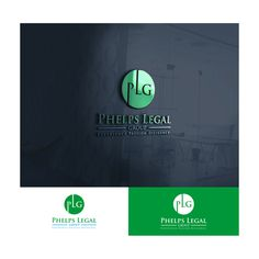 Personal injury law firm seeking cutting edge logo for letterhead, business cards and signage.