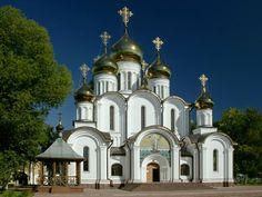 Church Convent Nikolsky Womens Monastery