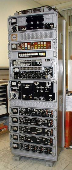 "The Russian military HF receiver ""BRUSNIKA"". BEST of the BEST for CW"