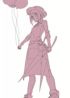 第五人格 厂长 园丁 社工 V Cute, Cute Art, Game Character, Character Design, Nisekoi, Identity Art, Pretty Baby, Chill, Anime Art
